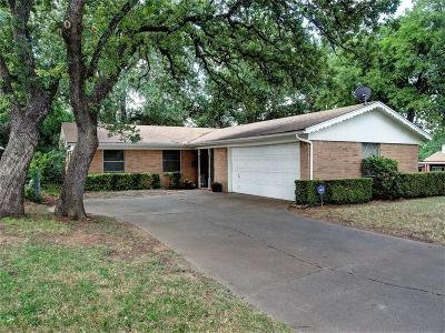 Bedford, Euless, Hurst Single Family Home Active Option Contract: 119 Reaves Court