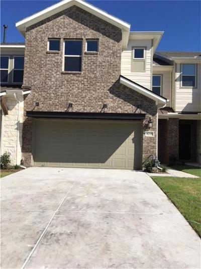 Townhouse For Sale: 8215 Snapdragon Way