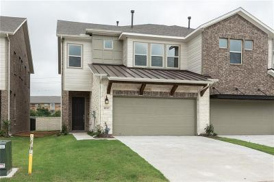 Townhouse For Sale: 8211 Snapdragon Way