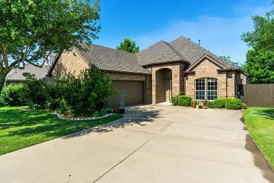 Rockwall Single Family Home For Sale: 1299 Mission Drive
