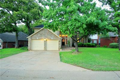 Highland Village Single Family Home For Sale: 2655 Creekside Way