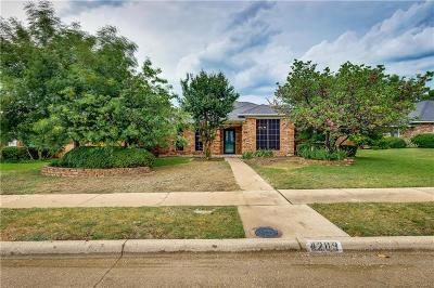 Single Family Home For Sale: 4209 Marshall Court