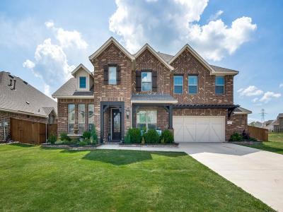 Saginaw Single Family Home For Sale: 1412 Argan Court
