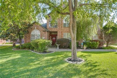 Rowlett Single Family Home Active Option Contract: 1610 Indian Trail