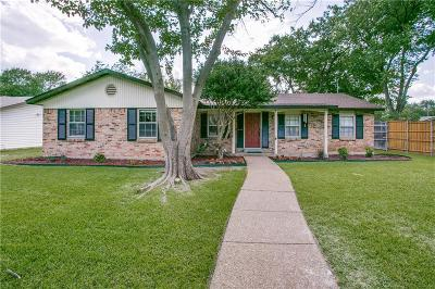 Dallas Single Family Home For Sale: 12221 Hightower Place