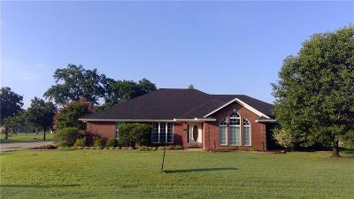 Teague Single Family Home For Sale: 12 Dobbs Drive