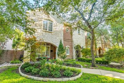 Fort Worth Townhouse Active Option Contract: 4805 Collinwood Avenue