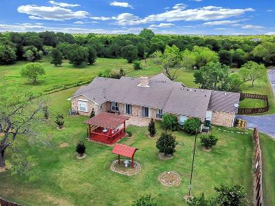 Royse City, Union Valley Farm & Ranch For Sale: 1954 Poetry Road