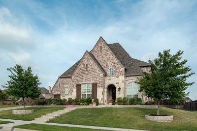 Prosper Single Family Home For Sale: 511 Columbia Drive