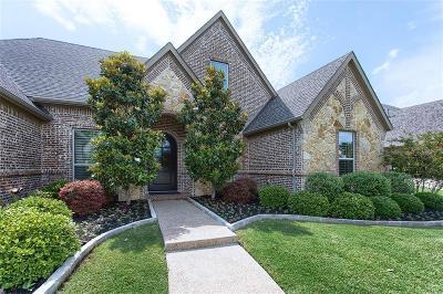 Prosper Single Family Home For Sale: 971 Fox Bend Way