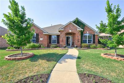 Frisco Single Family Home Active Contingent: 12236 Foothill Lane
