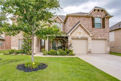 Mansfield TX Single Family Home For Sale: $383,590