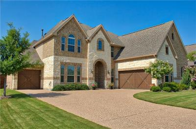 Southlake, Westlake, Trophy Club Single Family Home Active Option Contract: 2707 Trophy Club Drive