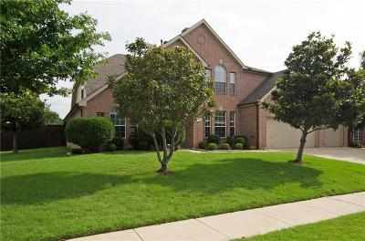 Flower Mound Single Family Home For Sale: 1812 Morning Mist Trail