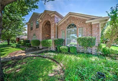 Allen Single Family Home Active Option Contract: 910 Mustang Drive
