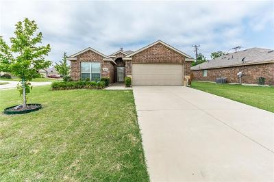 Seagoville Single Family Home Active Option Contract: 3107 Rosslynn Court