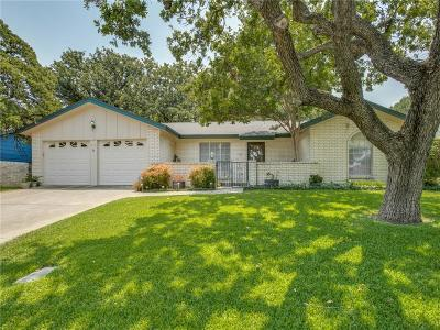 Bedford Single Family Home Active Option Contract: 812 Spring Brook Drive