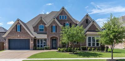 Frisco Single Family Home For Sale: 13853 Myatt Avenue