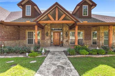 Azle Single Family Home For Sale: 201 Blacktail Court
