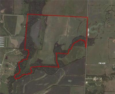Aubrey Farm & Ranch For Sale: 0000 Fm 1385