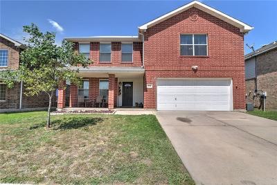 Saginaw Single Family Home For Sale: 924 Canary Drive