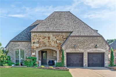 McKinney Single Family Home Active Option Contract: 4116 Oak Hill Court