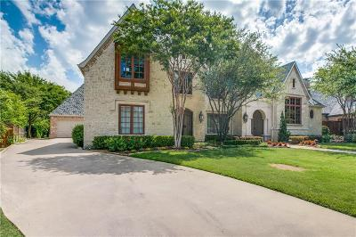 Coppell Single Family Home For Sale: 937 Deforest Road