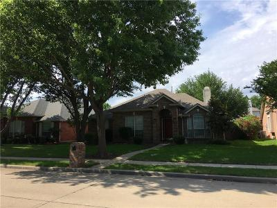 Frisco Residential Lease For Lease: 11604 Alexandria Drive