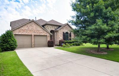 McKinney Single Family Home Active Option Contract: 7700 Harvest Hill Lane