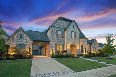 Frisco Single Family Home Active Option Contract: 14980 Rollover Pass Lane