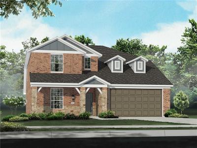 Aubrey Single Family Home For Sale: 2413 Trailside Drive