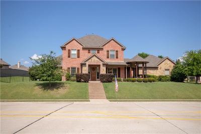 Rockwall Single Family Home For Sale: 3200 Oak Drive