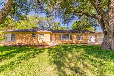 Richland Hills Single Family Home Active Option Contract: 3625 Kingsbury Avenue