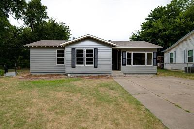 Haltom City Single Family Home For Sale: 3501 Eastridge Drive