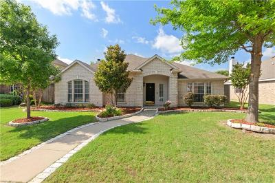 Frisco Single Family Home Active Option Contract: 11037 Clearstream Lane