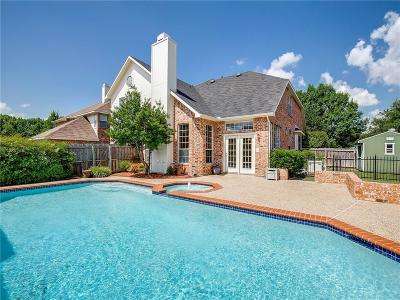 Rowlett Single Family Home Active Contingent: 7410 Silverthorn Drive
