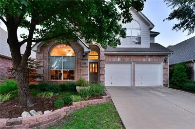 Irving Single Family Home Active Option Contract: 8612 Wellington Point Drive