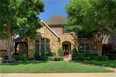 Keller Single Family Home For Sale: 803 Stillwater Court