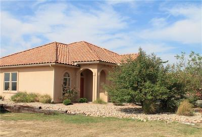 Somervell County Single Family Home Active Contingent: 109 Valley View