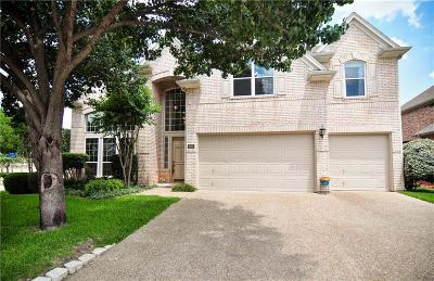Coppell Single Family Home Active Contingent: 597 Homewood Drive