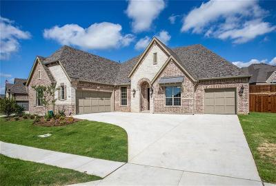 Little Elm Single Family Home For Sale: 820 Dusty Trail