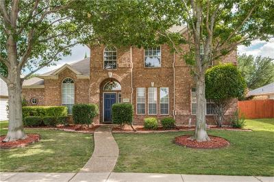 Frisco Single Family Home For Sale: 10715 River Oaks Drive