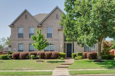 Keller Single Family Home For Sale: 808 Clearwater Lane