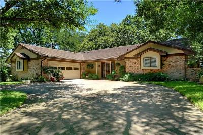 Azle Single Family Home Active Option Contract: 136 Timberlake Drive