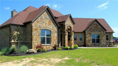Weatherford Single Family Home For Sale: 235 Sandpiper Drive