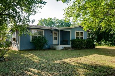Boyd Single Family Home For Sale: 201 S Oak Street