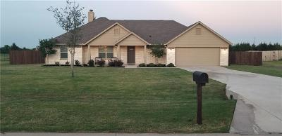 Farmersville Single Family Home Active Option Contract: 3207 Gunsmoke Drive