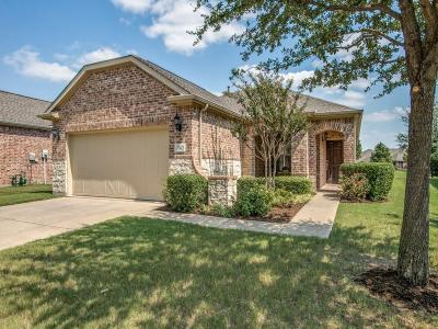 Frisco Single Family Home For Sale: 7562 Black Rock Cove