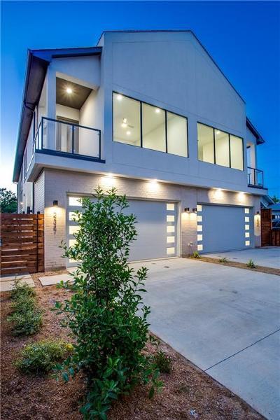 Dallas Single Family Home For Sale: 2343 Douglas Avenue