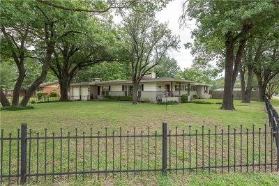 Terrell Single Family Home For Sale: 506 Elm Drive